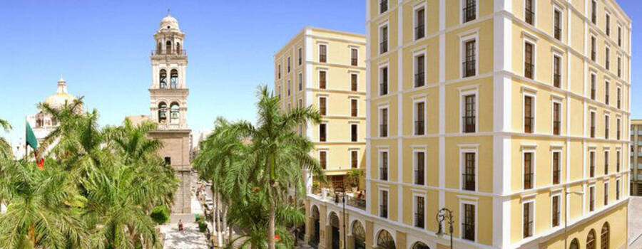 Gran Hotel Diligencias en Veracruz