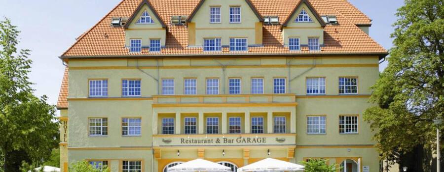 Beispiel: Aussenansicht,  Foto: Hotel Alte Feuerwache.