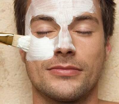 Beispiel: Gesichtsmaske, Foto: mediaspa.