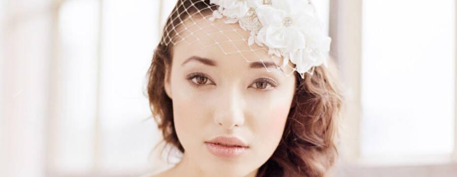 The Weddie, akcesoria panny młodej, opaski ślubne,fascynatory, kwiaty do włosów,wianki ślubne...