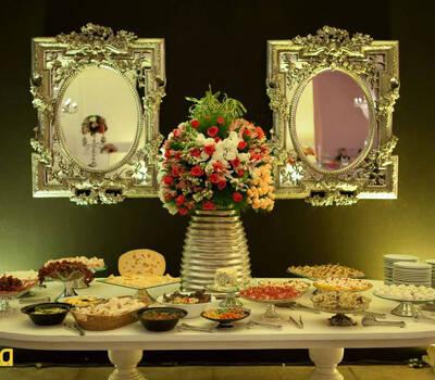 Buffet Requinte. Foto: Inédita Fotografia