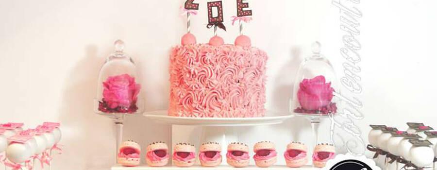 Beispiel: Candytable, Foto: sweetDIVA - Tortencouture.