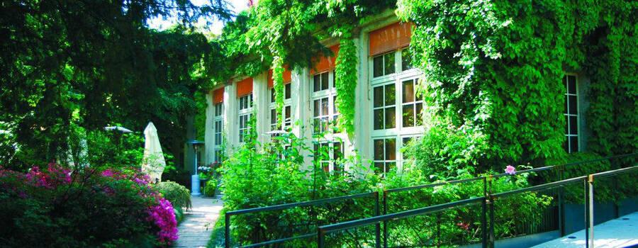 In Villa Fontanellato