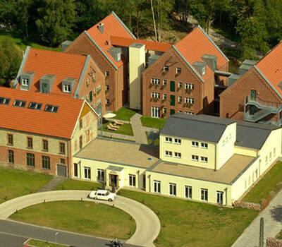 Beispiel: Luftaufnahme, Foto: Kaseinwerk.