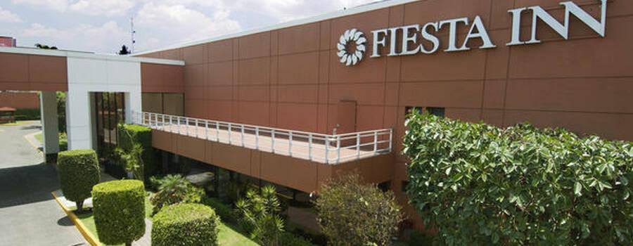 Hotel Fiesta Inn Aeropuerto en la Ciudad de México