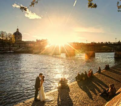 Beispiel: Künstlerische Fotos von Ihrer Hochzeit, Foto: Matthias Richter Photography.