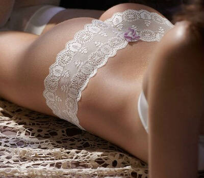 Panties de encaje