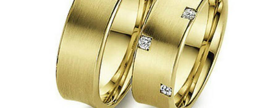 Beispiel: Trauringe - Gold, Foto: Trauring-Studio Wieland.