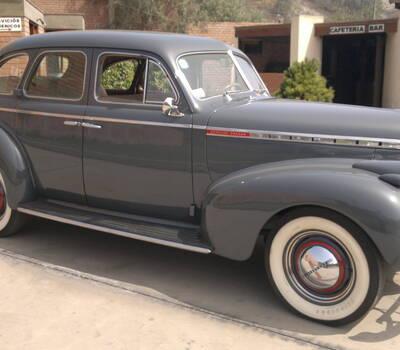 Alquiler para bodas  Chevrolet modelo special deluxe  año 1940