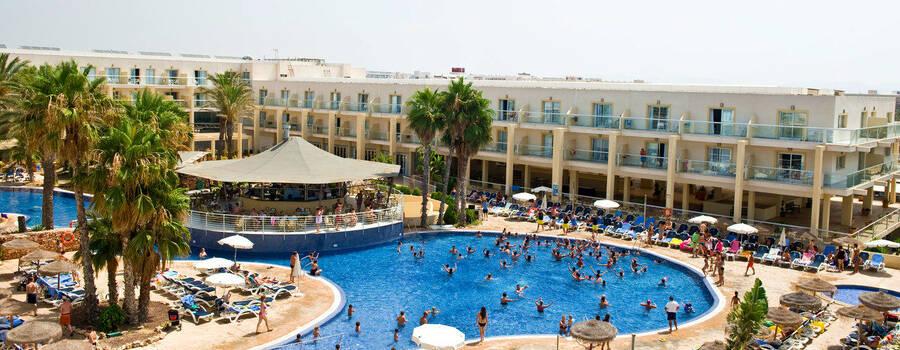 Hotel Cabogata Garden