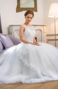 robe LOVE -  collection Mariées de Provence 2017