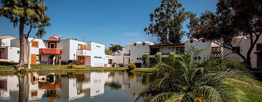 Hotel Las Dunas: un oasis en medio del desierto