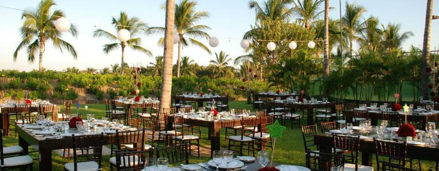 Hotel para bodas - Foto Four Seasons Punta Mita