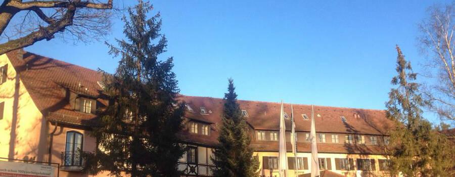 Beispiel: Außenansicht, Foto: Relexa Waldhotel Schatten.