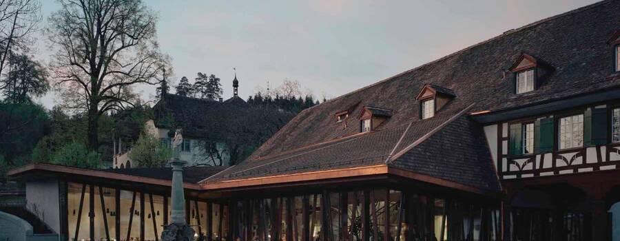 Beispiel: Aussenansicht, Foto: Kartause Ittingen.