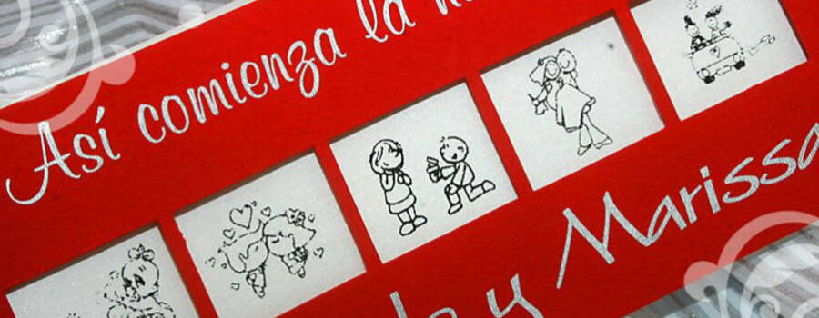 Invitaciones para bodas en Monterrey - Foto Arte Digital