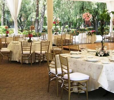 Haciendas para celebración de boda en México - Foto Ex Hacienda de Enmedio