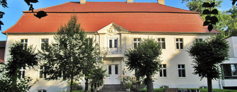 Beispiel: Außenansicht, Foto: Schloss Blankensee.