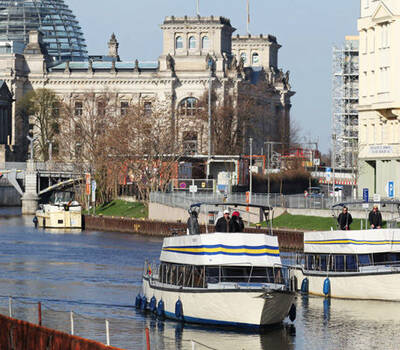 Beispiel: Bootsfahrt-Berlin, Foto: Top-Charter.