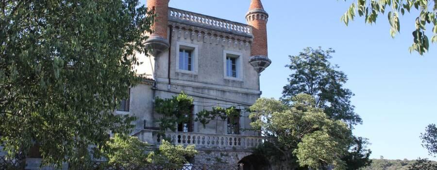Château de Villarel