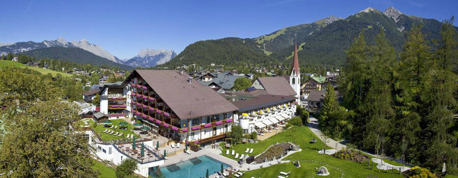 Beispiel: Außenansicht, Foto: Hotel & Spa Klosterbräu.