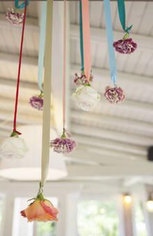 Fiordifragola - decorazione floreale - alice nel paese delle meraviglie Photo by Studio Rainbow