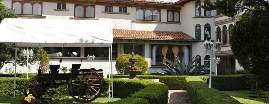 Hotel del Angel en Tlaxcala