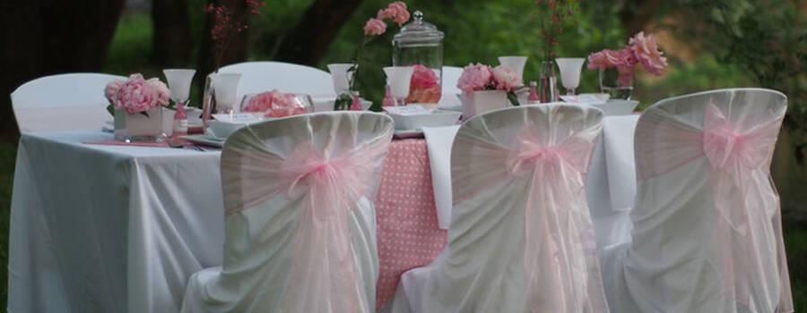Wedding planner et décoratrice de mariages Poitiers