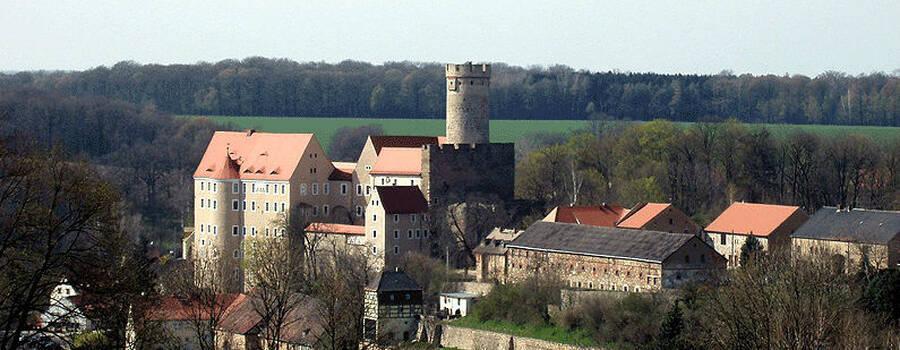 Beispiel: Außenansicht, Foto: Burg Gnandstein.