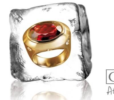 Beispiel: Ring, Foto: CF Atelier.
