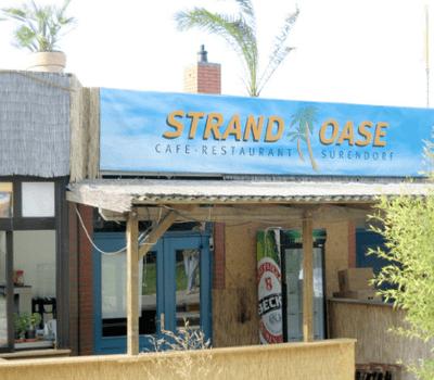 Beispiel: Vorderseite, Foto: Strandoase Surendorf.