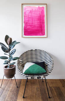 Rastro, Traço, Vestígio I - Mariana Carvalho  acrílico sobre papel  57 x 42 cm € 168,00 + IVA  Link directo: http://www.drawing-box.pt/item.php?c1=887#.VwESV5wrKt8  Mais informações: info@drawing-box.pt | www.drawing-box.pt