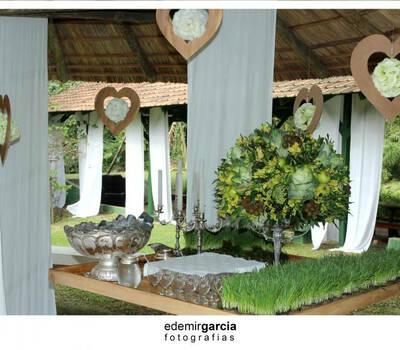 Ninha Flor - Flores e Decoração. Foto: Edemir Garcia