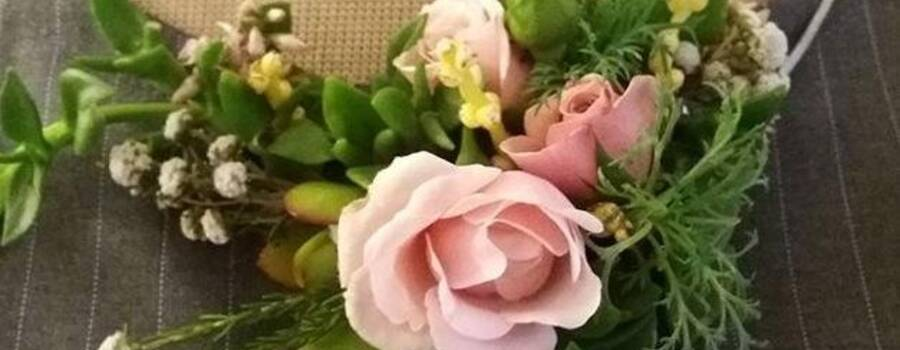 Collar botánico