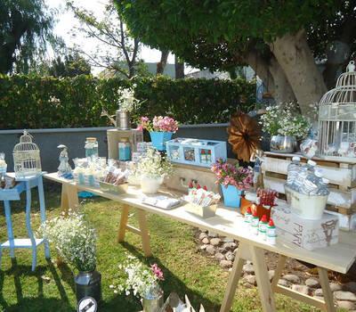 Party Deco Desserts, dulces y mesas de postres para tu boda