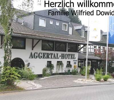 Beispiel: Vorderansicht, Foto: AKZENT Aggertalhotel Zur alten Linde.