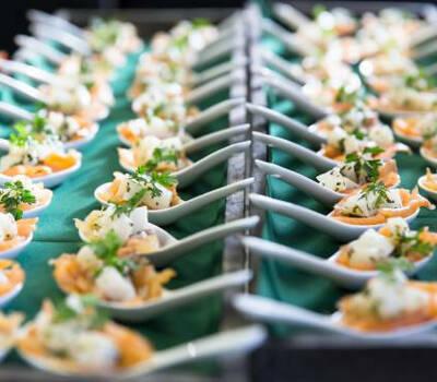 Beispiel: Frische Zutaten, Foto: Ragaz Catering.
