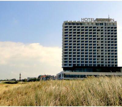 Beispiel: Außenansicht, Foto: Hotel Neptun.