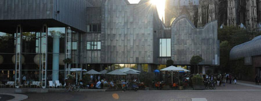 Beispiel: Außenansicht, Foto: Ludwig im Museum.