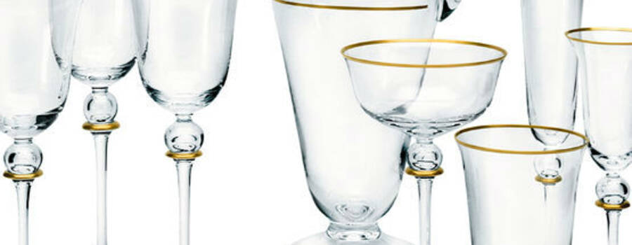 Beispiel: Glaswaren, Foto: Artedona.
