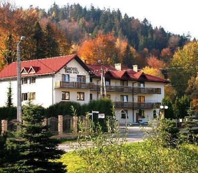 Hotel Orzeł Biały w Szczyrku