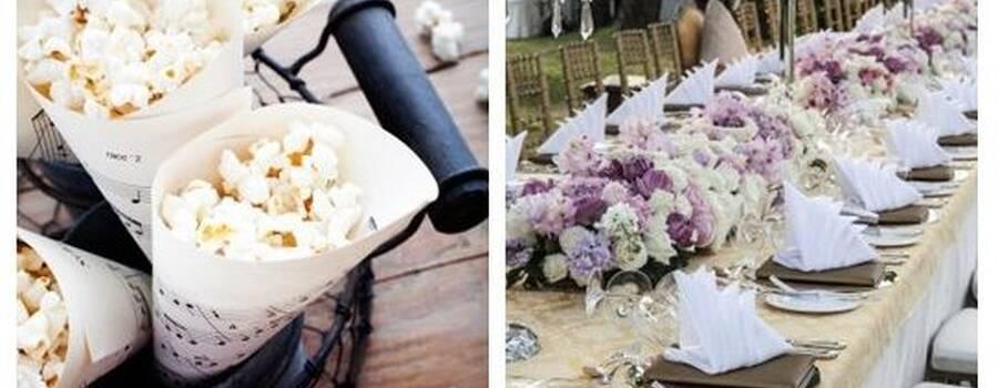 Hochzeit Deko Thema