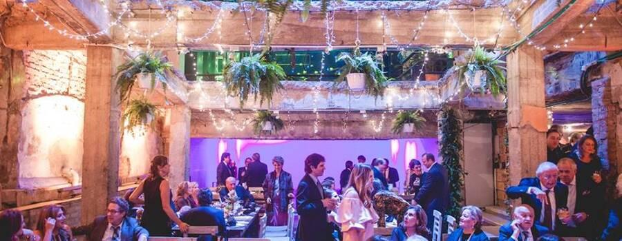 Matrimonio Teatro Odeón Fotografía: Efeunodos