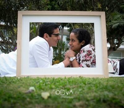 Sesión pre-boda  CdvaPhotography