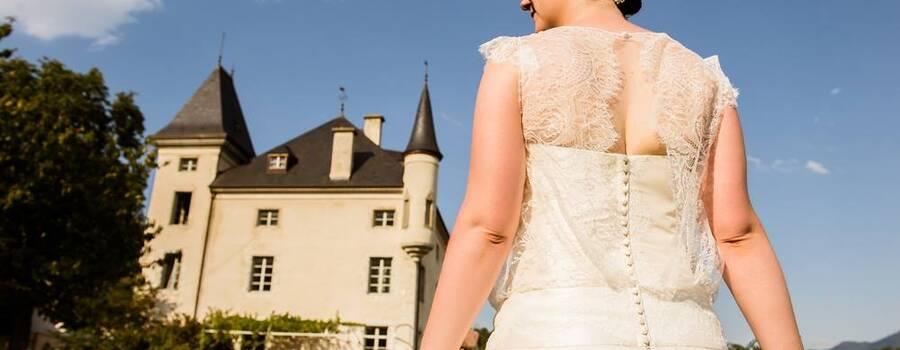 Bienvenue au Château du Montalieu