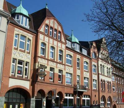 Beispiel: Vorderansicht, Foto: Der Legienhof.