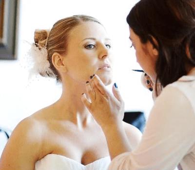 Beispiel: Styling vom Profi, Foto: Mio Make-up Artist.