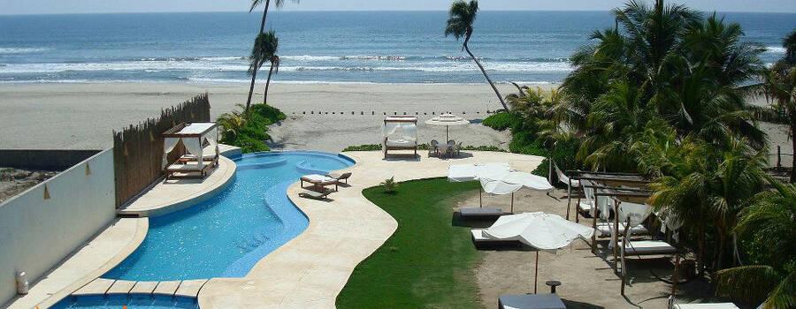 Hoteles. Mishol Hotel & Beach Club. Acapulco, Gro.