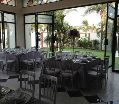 The Garden Hall Eventos