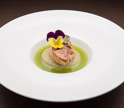 Marc Girard traiteur - foie gras